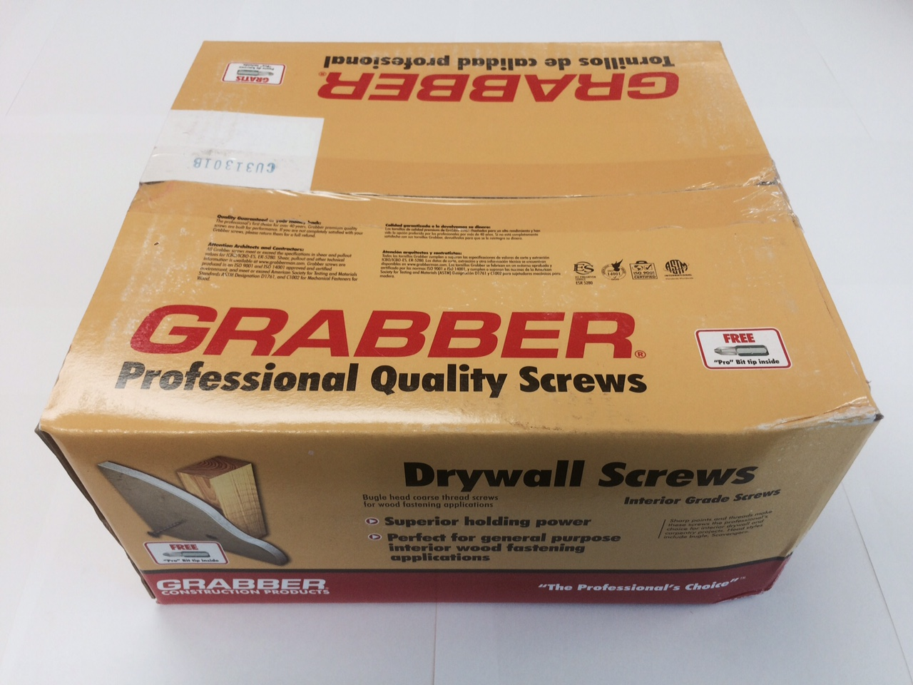 Drywall Screw for Wood 1-1/4